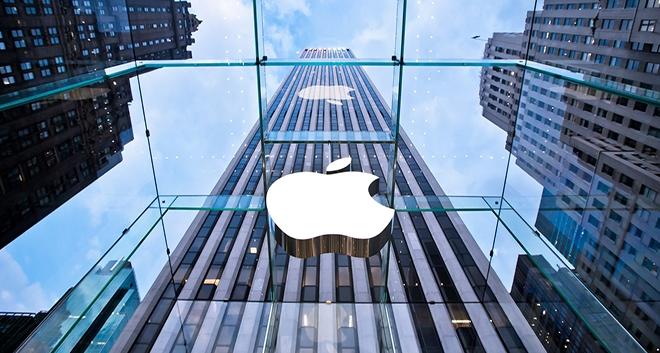 l'entreprise Apple