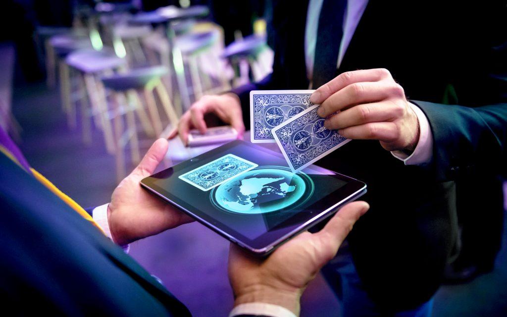 magie avec iPad