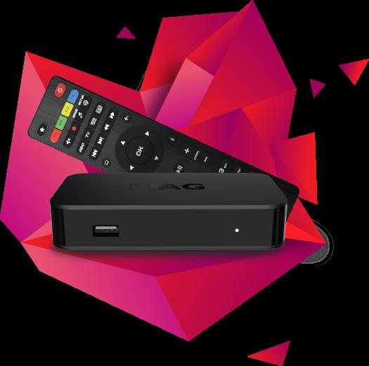 IPTV MAG420w1