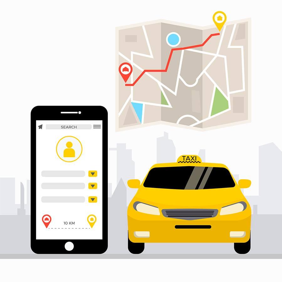 logiciel pour taxi