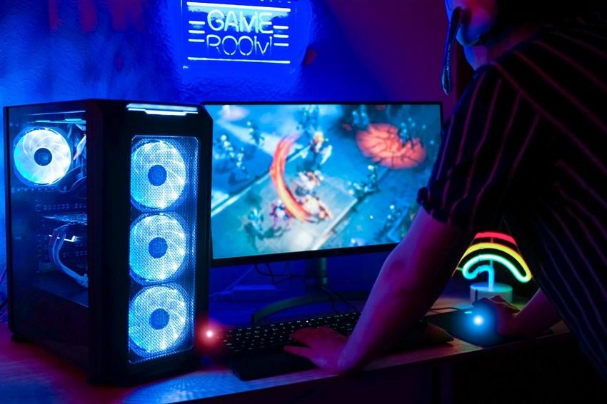 gaming sur PC