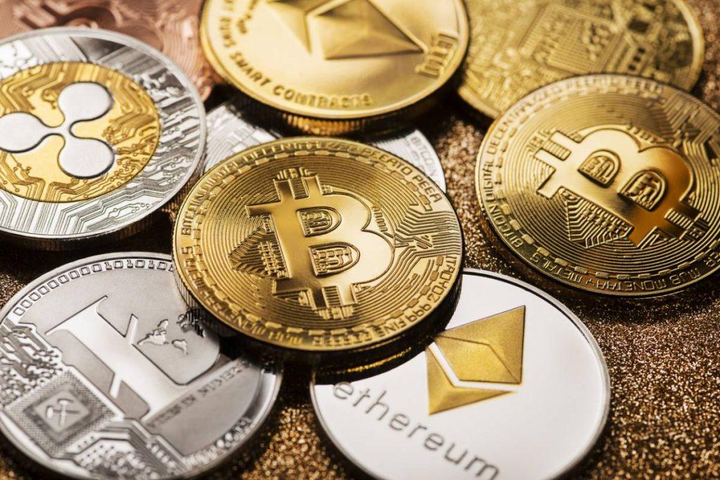 Bitcoin et Ethereum